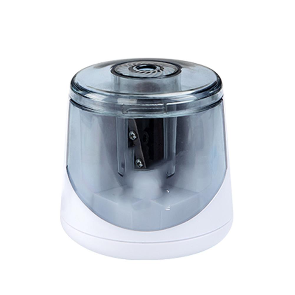 pencil-sharpener Electric Pencil Sharpener USB Charging Battery Powered Dual Powered Pencil Sharpener office School Supplies Stationery HOB1697824 1