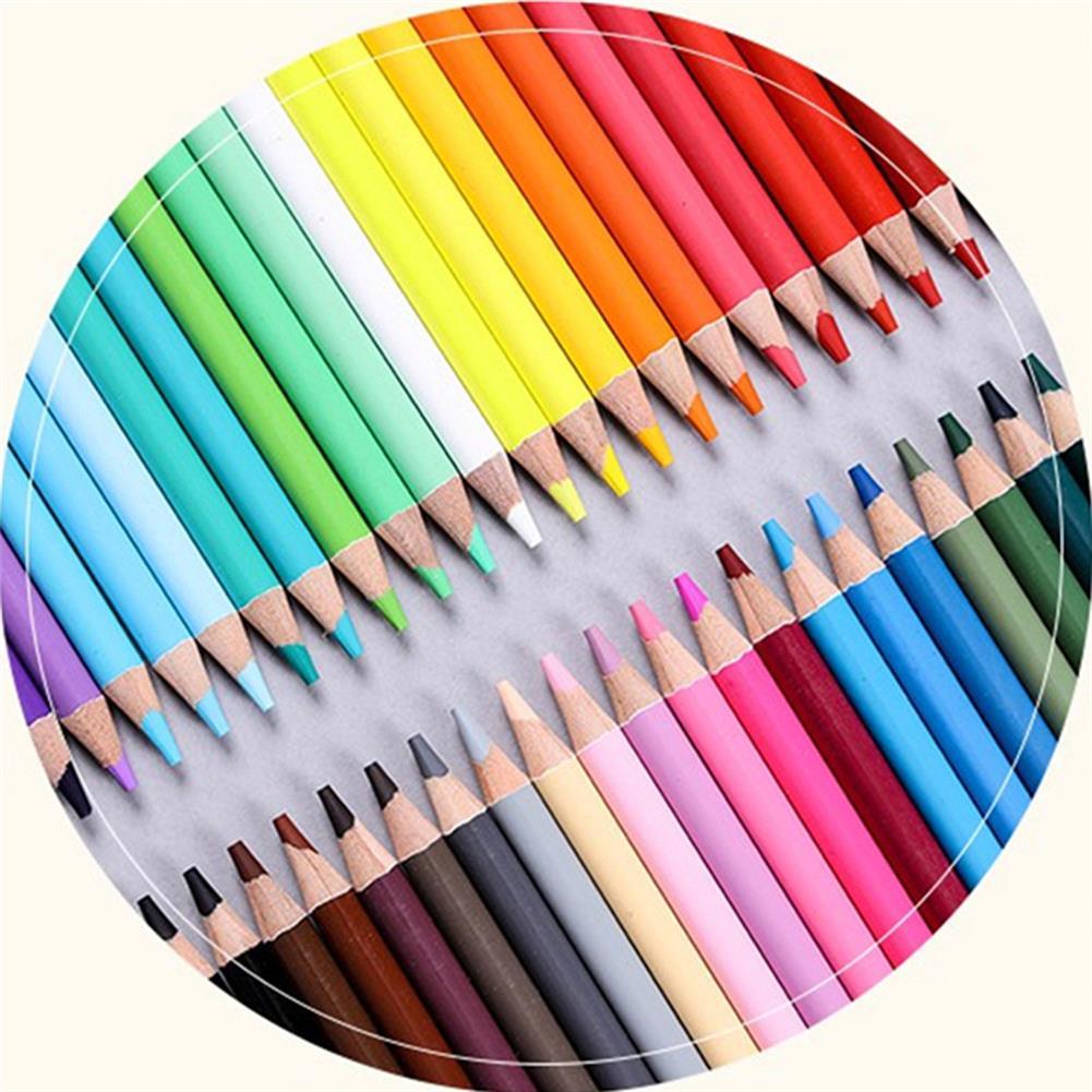 art-kit NYONI 24/36/48/72 Colors Oi Colored Pencil Professional Pencils Set Art School Supplier Painting Sketch HOB1700538 1 1