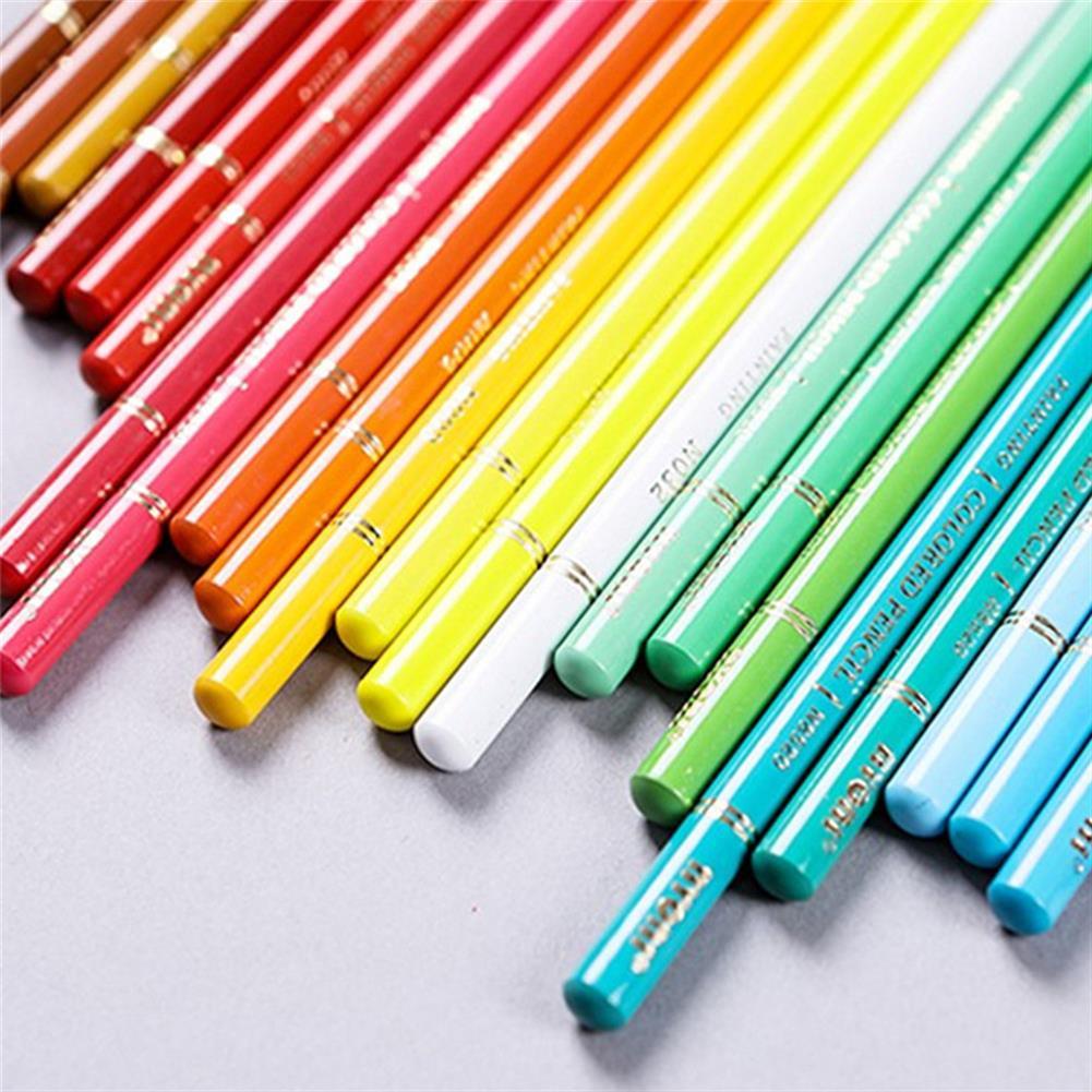 art-kit NYONI 24/36/48/72 Colors Oi Colored Pencil Professional Pencils Set Art School Supplier Painting Sketch HOB1700538 3 1