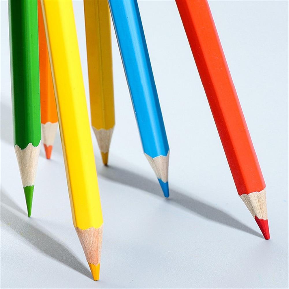 watercolor-paints 12/ 36/ 72 Colors Colored Pencils Professional Oily Colored Lead Set Art Supplies HOB1700571 1 1
