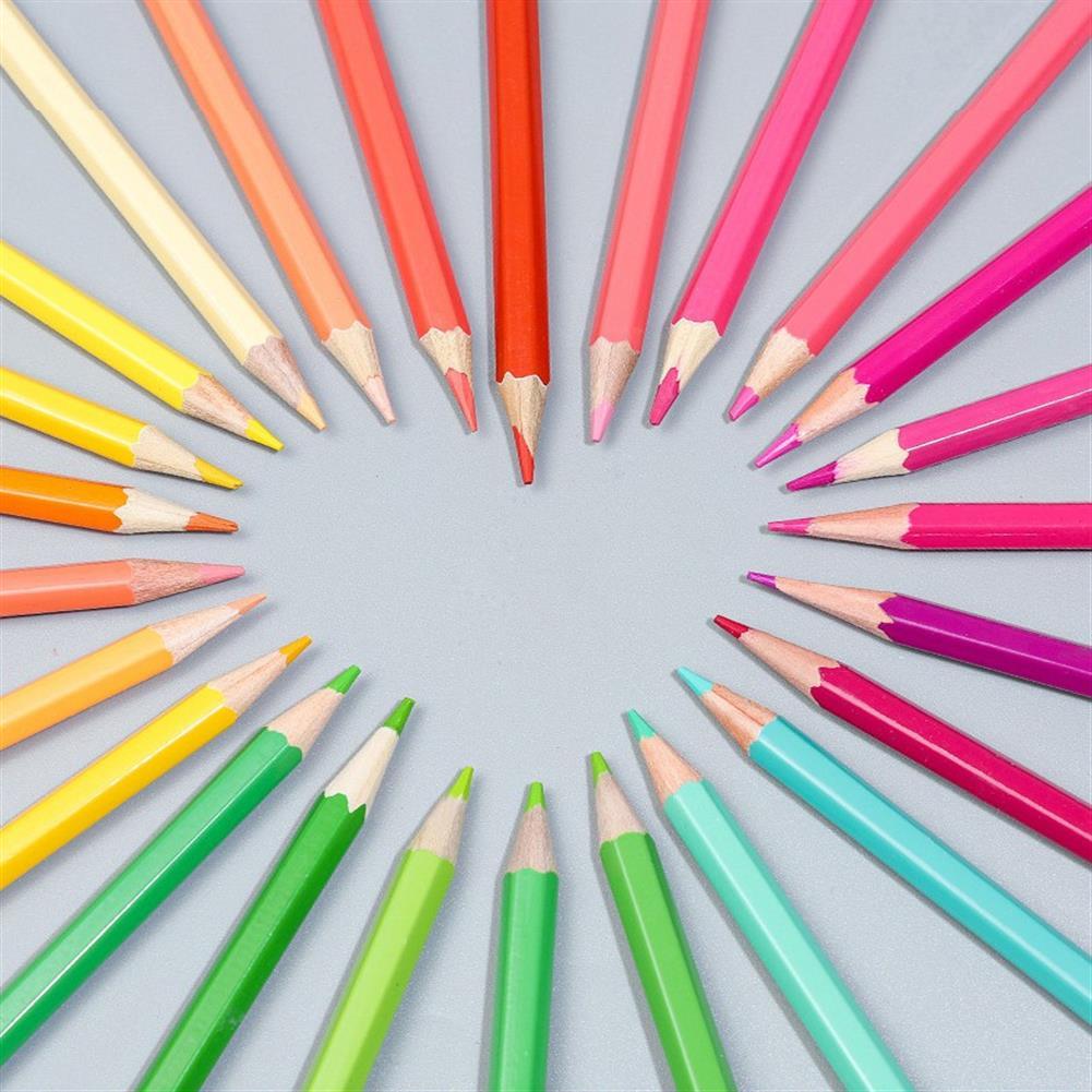 watercolor-paints 12/ 36/ 72 Colors Colored Pencils Professional Oily Colored Lead Set Art Supplies HOB1700571 2 1