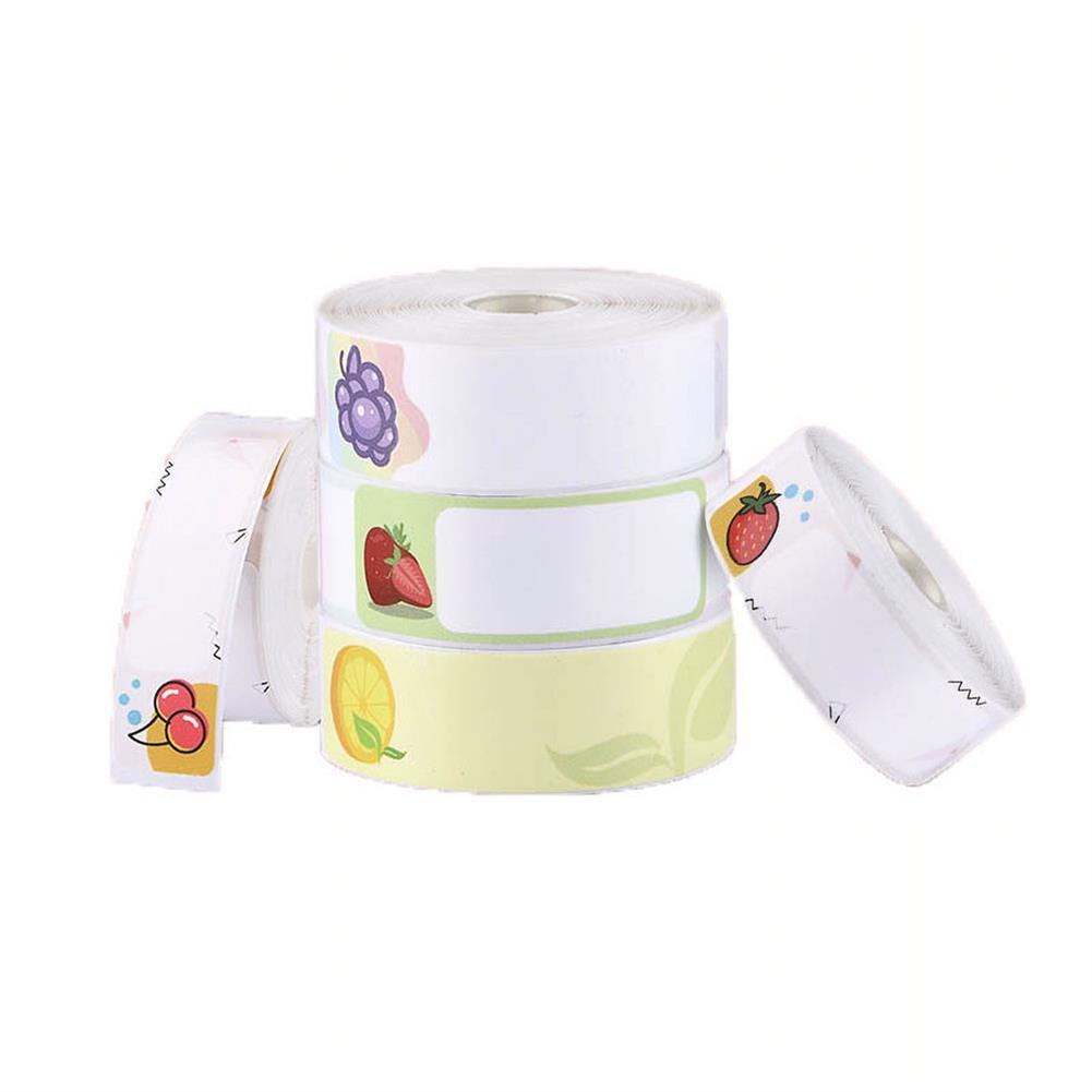labels D11 Roll Label Printer Sticker Paper Waterproof Tear-Resistant Price Label Paper HOB1702860 1 1