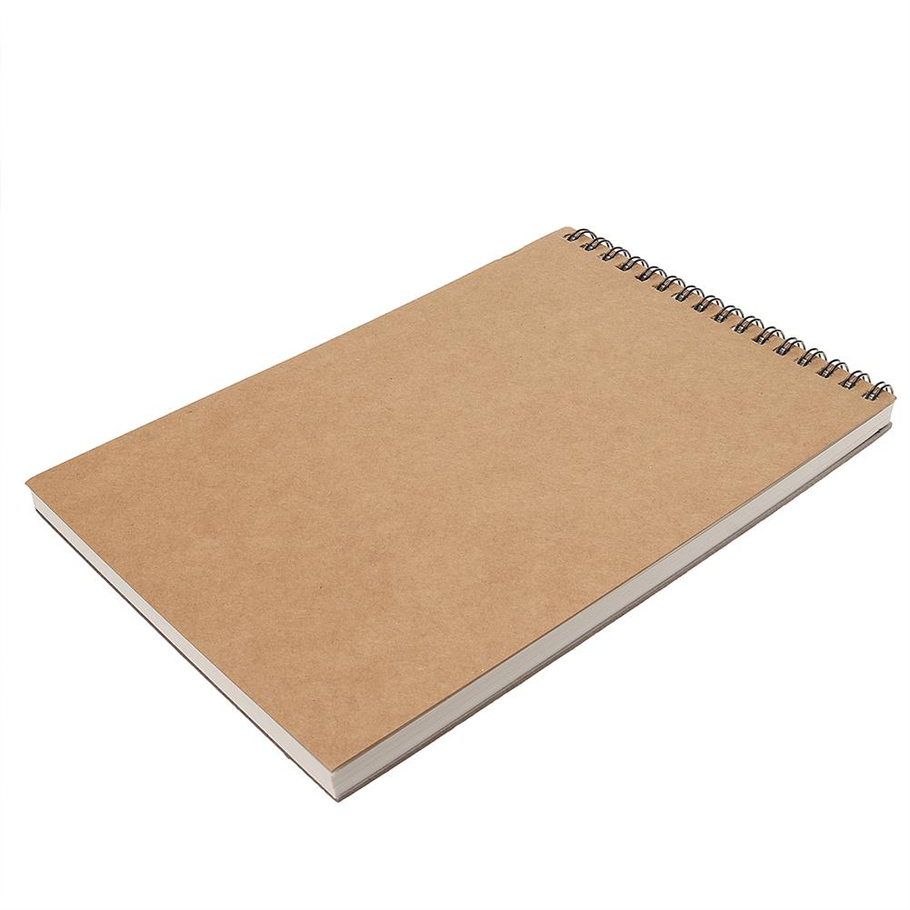 paper-notebooks A3/A4/A5/8K/16K Sketchbook Drawing Paper Picture Book Painting Book HOB1702992 1 1