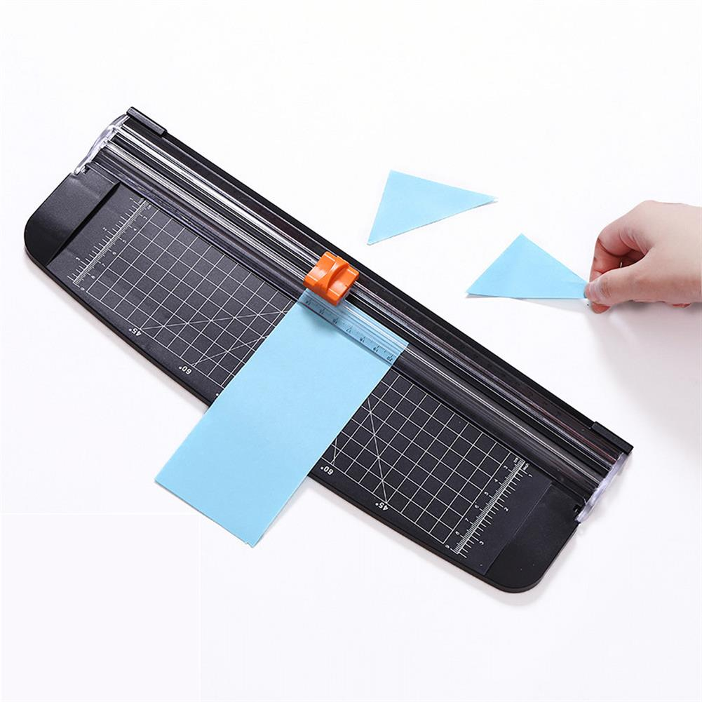 paper-cutter Precision Paper Cutters and Trimmers Portable Home office A4 Paper Cutter Machine with Plastic Base HOB1703700 1
