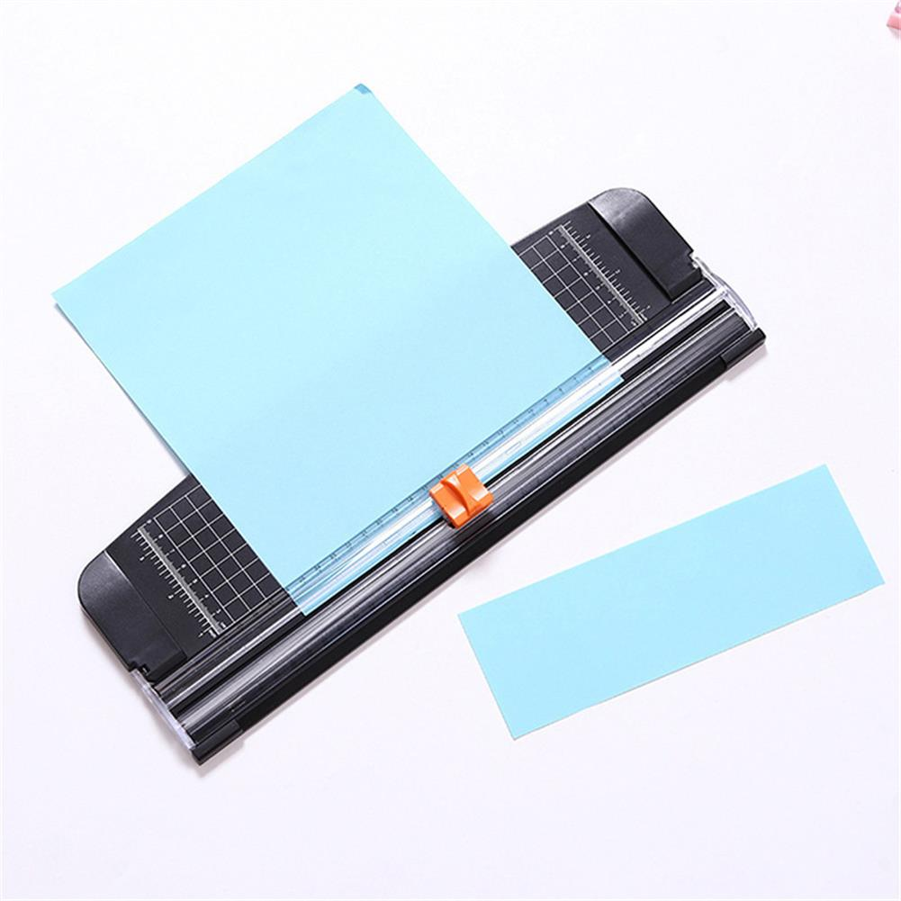 paper-cutter Precision Paper Cutters and Trimmers Portable Home office A4 Paper Cutter Machine with Plastic Base HOB1703700 1 1