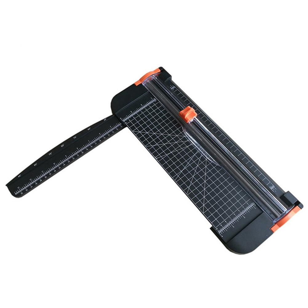paper-cutter Precision Paper Cutters and Trimmers Portable Home office A4 Paper Cutter Machine with Plastic Base HOB1703700 3 1