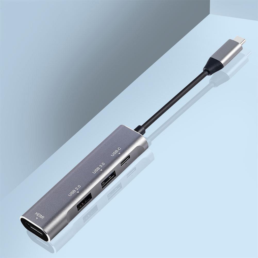 usb-hubs USB Hub USB3.0 Splitter HD Adapter USB Data Docking Station for Computer Tablet Mobile Phones HOB1704377 3 1