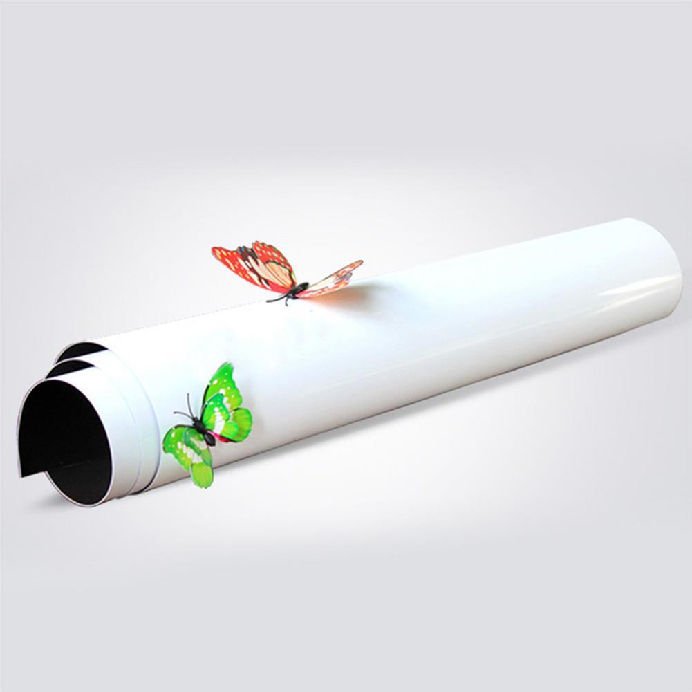 white-wipe-board Magnetic Whiteboard Wall Sticker Kids Painting Whiteboard office Writing Work Schedule HOB1705056 3 1
