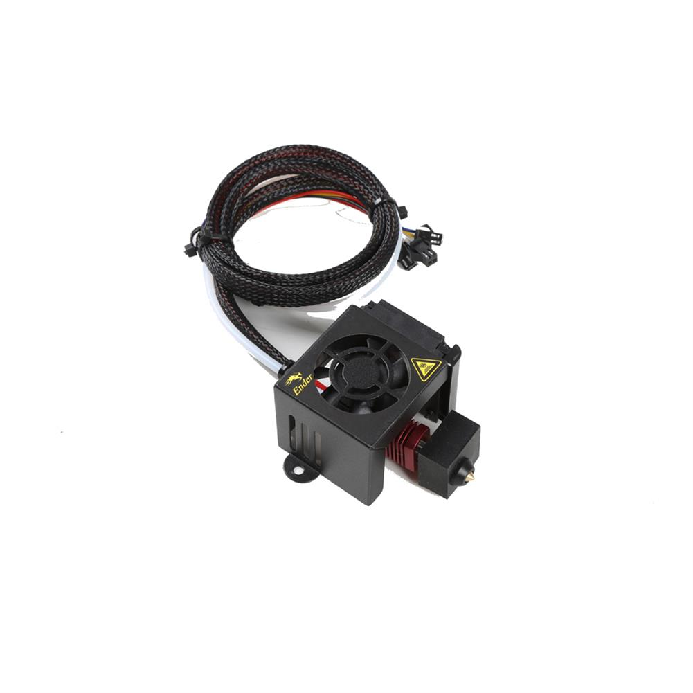 3d-printer-accessories Creality 3D Full Nozzle Kit with All Metal Jacket Cooling fan Extruder Cable for Ender-5 3D Printer HOB1705306 3 1