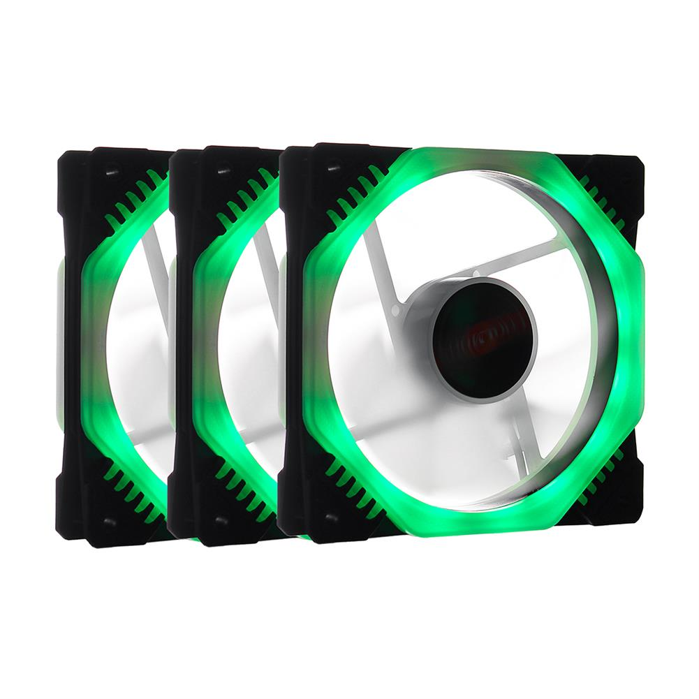 fans-cooling C47346 RGB PC Cooling Fan 1400 RPM 4.2W RGB Symphony cooling fan with the Remote Control HOB1707240 3 1