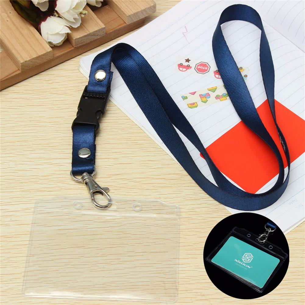 folder-file-pocket, filing 20pcs/set Pouch Holders PVC Plastic Clear Bags Pockets Wallet ID Card Pass Badge Holder Bag invitations Packaging Pouch HOB1707574 3 1