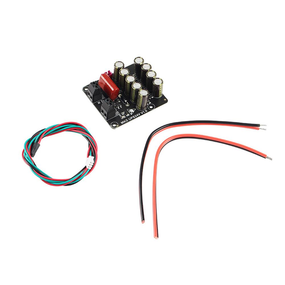 3d-printer-accessories MKS UPS 24V Mainboard Control Module Marlin2.0 Firmware for 3D Printer HOB1707758 1