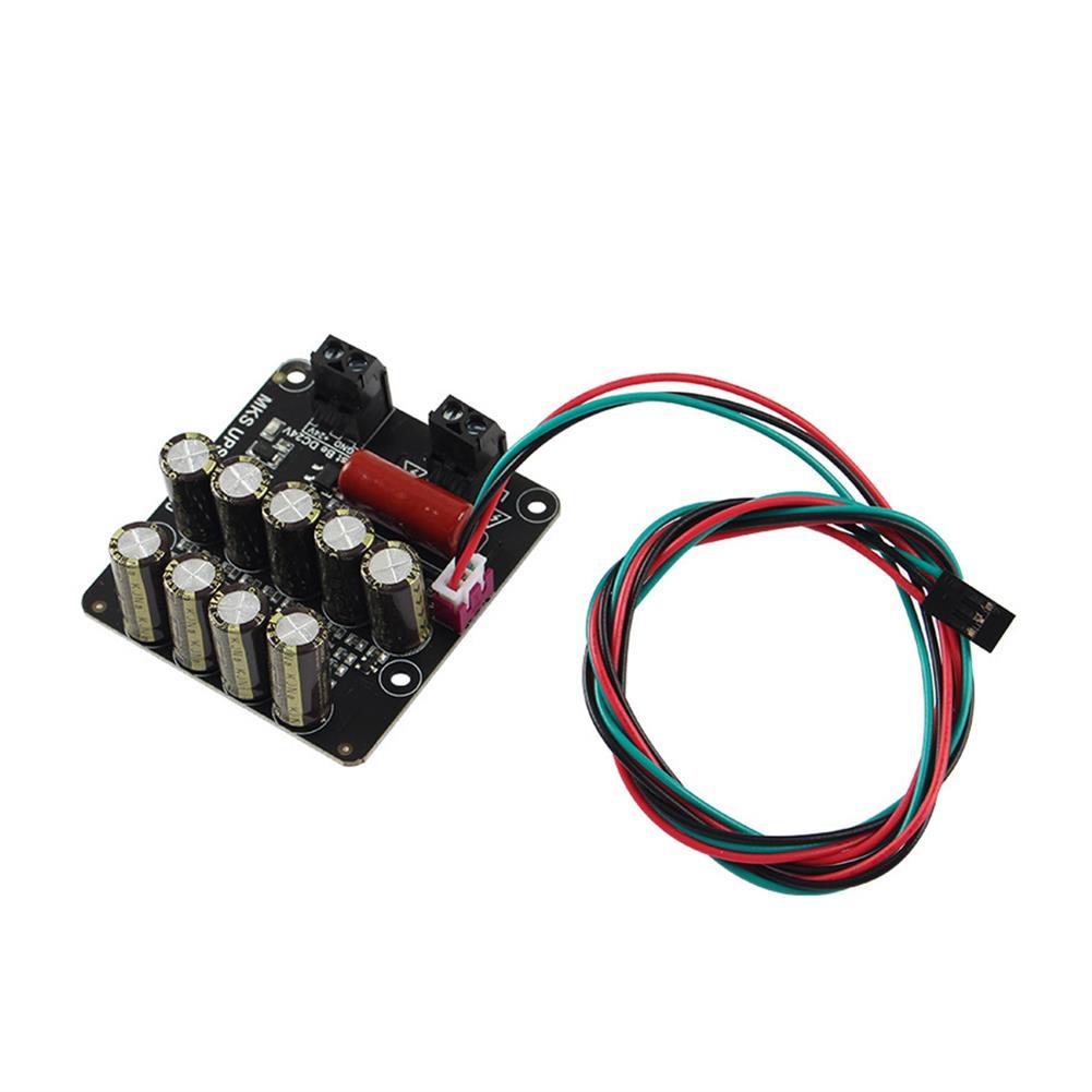 3d-printer-accessories MKS UPS 24V Mainboard Control Module Marlin2.0 Firmware for 3D Printer HOB1707758 2 1