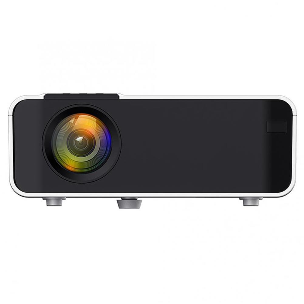 projectors-theaters W10 LCD Projector 2800 Lumens 720P Android WiFi Bluetooth Projector 3D Video Movie Mini Portable Home theater HOB1710499 1 1