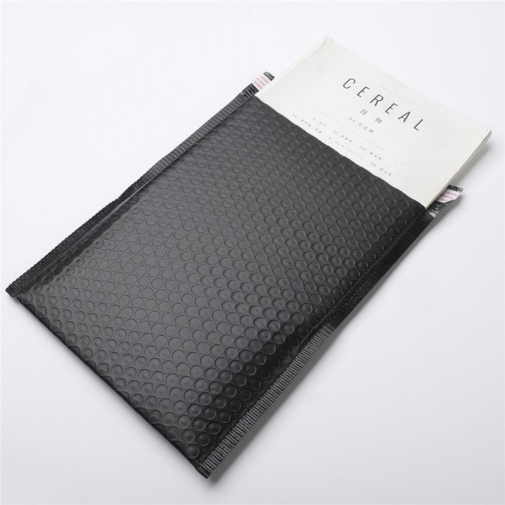 folder-file-pocket, filing Yiyoubao Bubble Envelope Bag Matte Thickened Shockproof Drop Resistant Shipping Envelope Mailing Bag Business Supplies HOB1711399 2 1