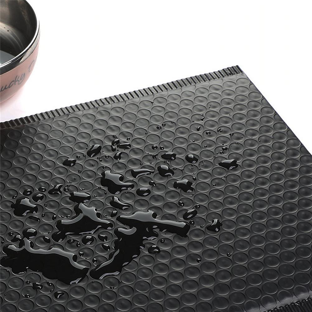 folder-file-pocket, filing Yiyoubao Bubble Envelope Bag Matte Thickened Shockproof Drop Resistant Shipping Envelope Mailing Bag Business Supplies HOB1711399 3 1