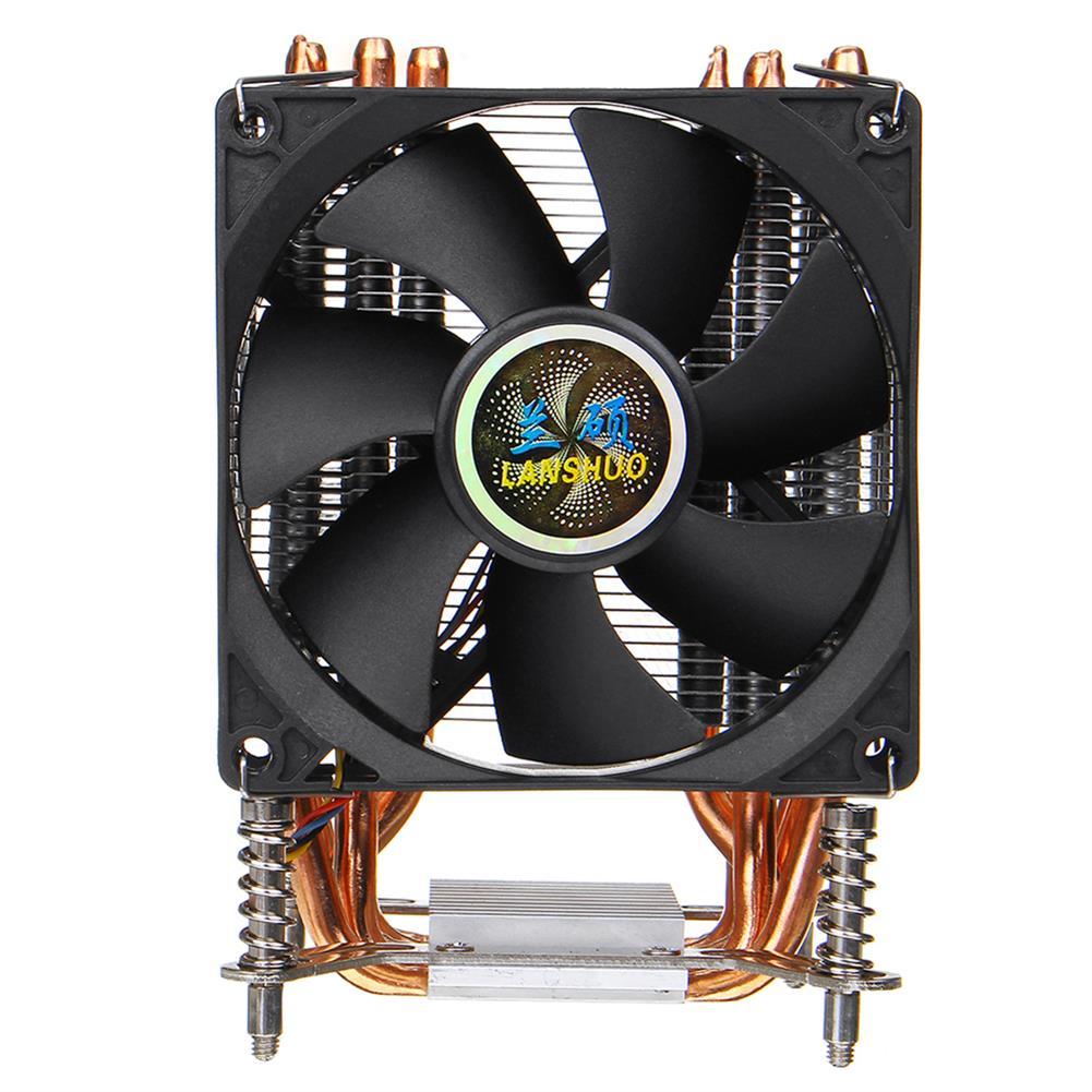 fans-cooling CPU Cooler 3pin/4pin 6 Heatpipes Heatsink Fan Cooling Quiet Fan Coolerfor LGA 1150/1151/1155/1156/1366/2011/X79/X99/299 HOB1711924 1