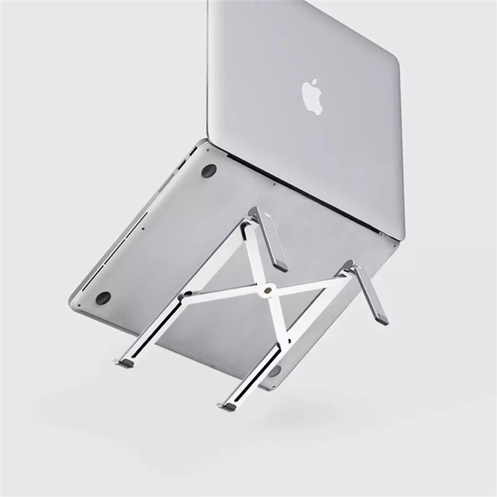 laptop-stands From Xiaomi Youpin Laptop Stand Portable Desktop Foldable Height Adjustable Notebook Laptop Bracket Heat Dissipation for Notebook Laptop HOB1712970 1 1