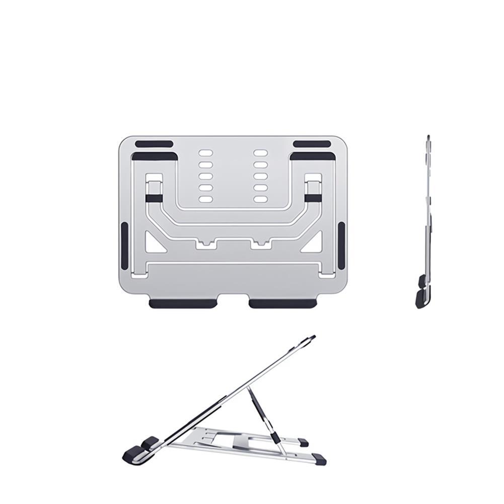 laptop-stands Laptop Stand Portable Desktop Foldable Height Adjustable Eye-Level Ergonomic Notebook Laptop Bracket for Notebook Laptop HOB1713435 3 1