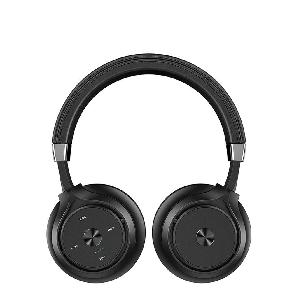 headphones Headphones Wireless bluetooth Headphones EQ Mode Super Bass Stereo HIFI V4.2 Headset LED Rotatable Foldable Over-Ear Headphones HOB1713751 1