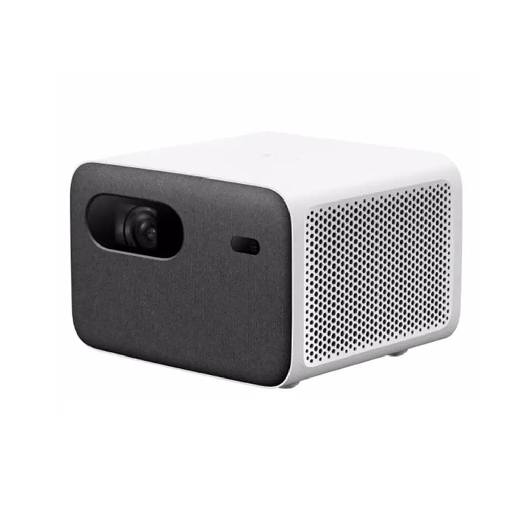 projectors-theaters Xiaomi 2Pro WIFI LED Projector 200-inch 1300 ANSI 1080P Resolution Wireless Same Screen Side Projection Far-Field Voice Control Multiple Ports Portable Smart Home theater Projector Chinese Version HOB1714239 1