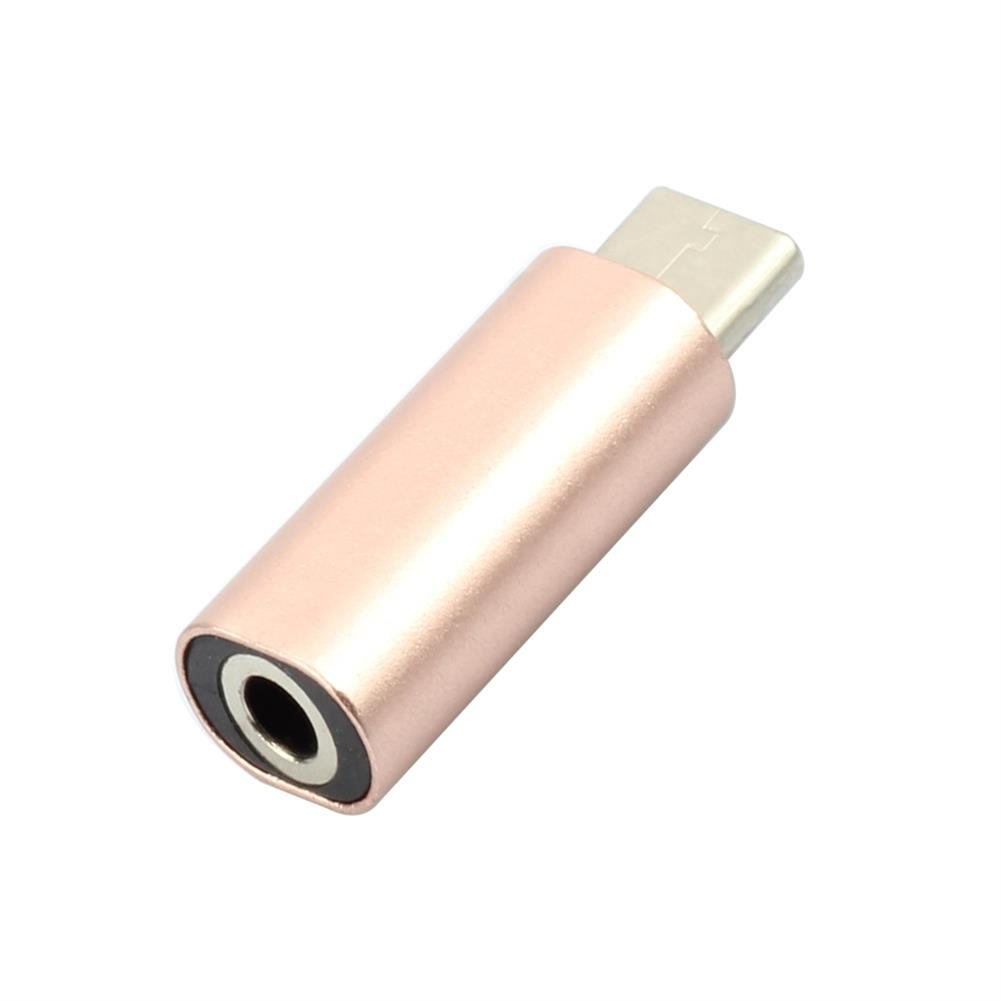 audio-cables-connectors HCJTWIN 3.5mm Type-C Headphone Adapter Dual Type-c Audio Music Adapter Converter HOB1714261 1 1