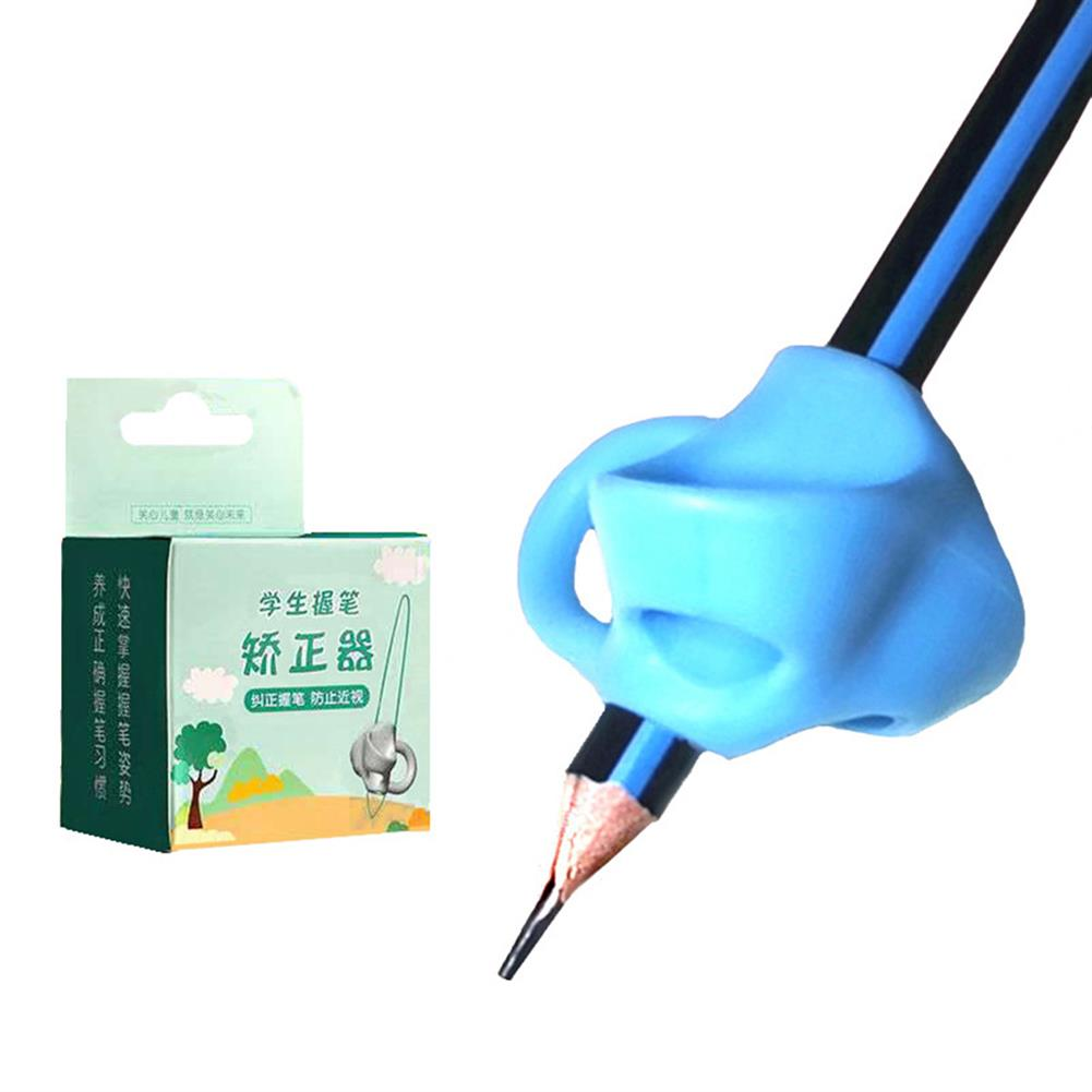 pen Children 3 Fingers Correction Tool Pen Holder Pencil Grip Writing Kids Beginner Posture Correction for Primary Student School HOB1716356 1