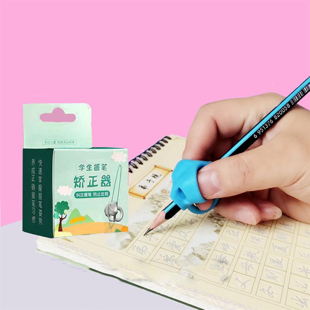 pen Children 3 Fingers Correction Tool Pen Holder Pencil Grip Writing Kids Beginner Posture Correction for Primary Student School HOB1716356 1 1