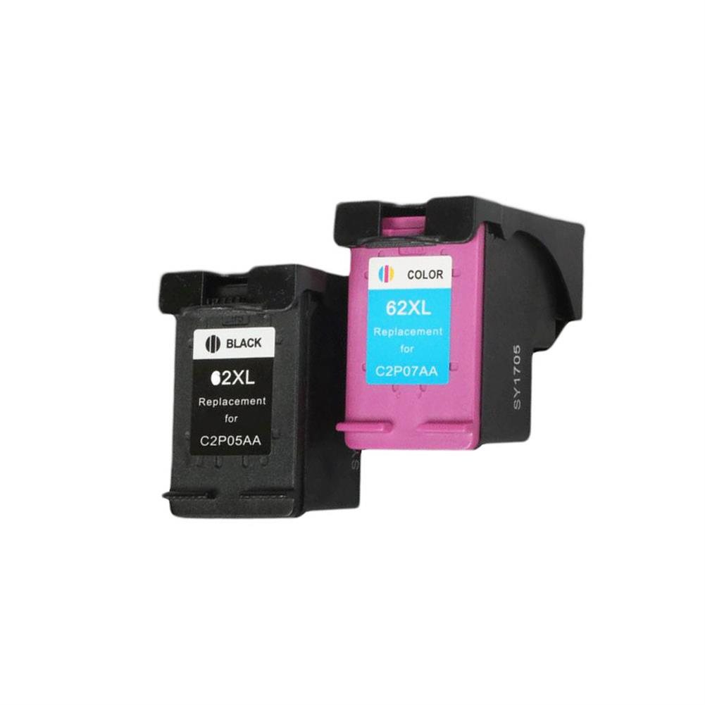printer-ink-toner MengXiang Compatible HP 62XL ink cartridge Replacement for HP officeJet 200 5540 5542 5640 7640 5740 Printer HOB1717717 1 1