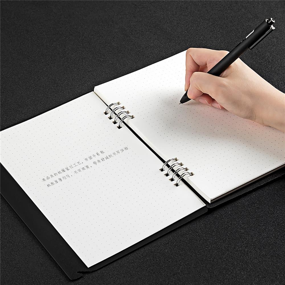 paper-notebooks 2021 Multi Functional Planning Book Schedule Notebook Calendar Desktop Paper Business office School Supplies Multifunctional Bracket with Ruler HOB1720076 3 1
