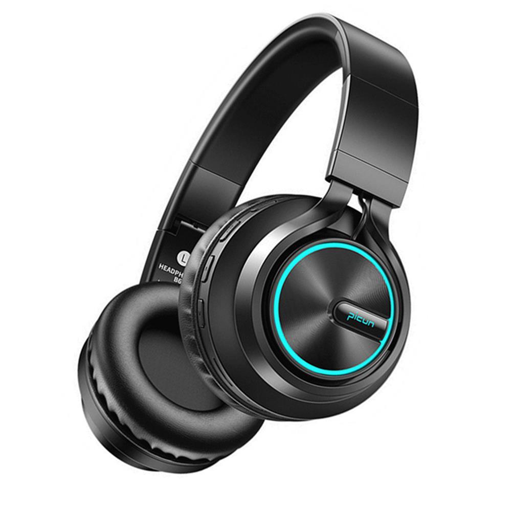 headphones Headphones Wireless bluetooth Headphones Foldable Headset Stereo Super Bass Stereo HIFI V4.2 Over-Ear Headset Earphones HOB1721286 1