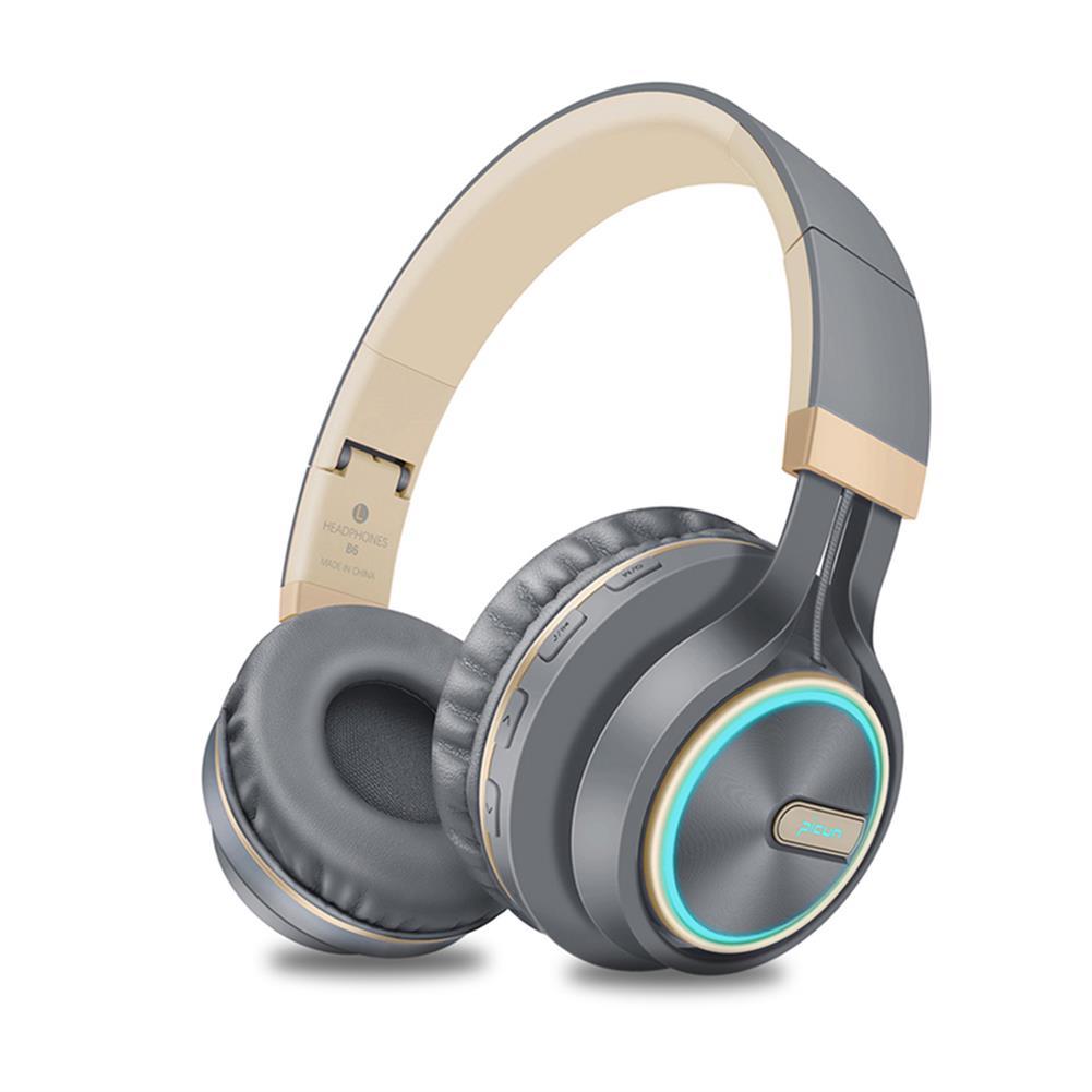 headphones Headphones Wireless bluetooth Headphones Foldable Headset Stereo Super Bass Stereo HIFI V4.2 Over-Ear Headset Earphones HOB1721286 1 1