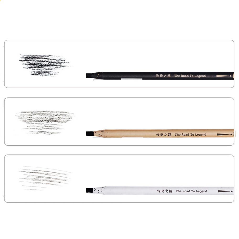 art-kit Hand Tear Wire Carbon Pen Soft Medium and Hard Carbon Pencil Special for Fine Arts Sketch Painting Stationery Supplies HOB1722466 1