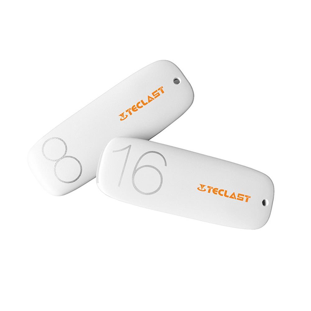 usb-flash-drives-drives-and-storage TECLAST CoolFlash LU2.0 USB Flash Drive 2.0 Pendrive Portable U Disk 8G 16G 32G White HOB1722801 1 1