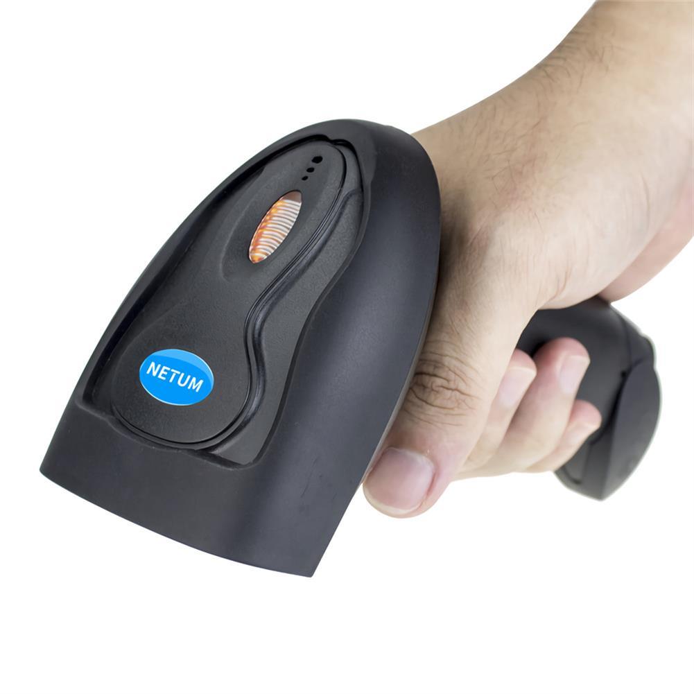 scanners Bluetooth Wireless Laser Scanner Bar Code supermarket Retail Stores Bar Code Reader Barcode Scanner Supplies HOB1723394 1 1