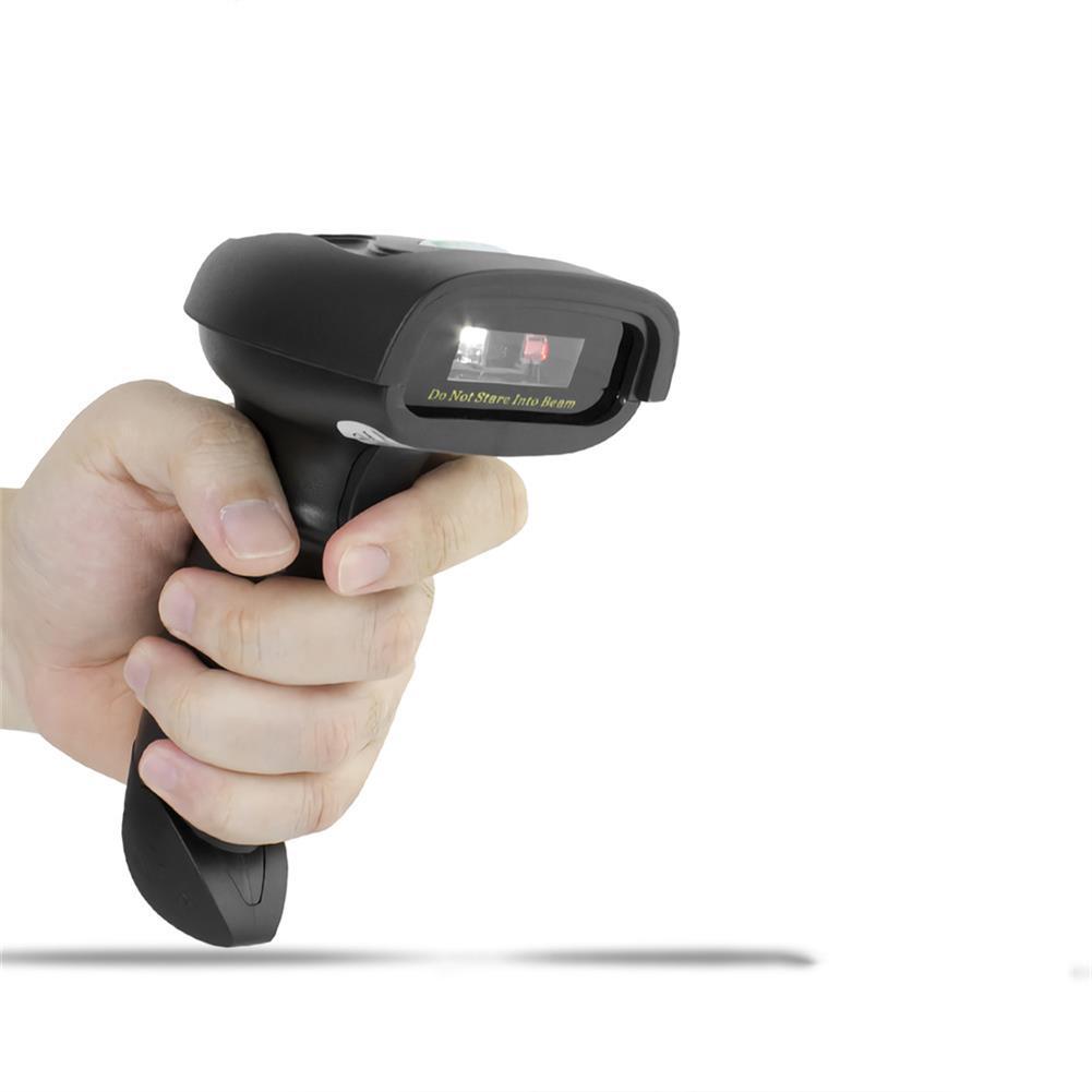 scanners Bluetooth Wireless Laser Scanner Bar Code supermarket Retail Stores Bar Code Reader Barcode Scanner Supplies HOB1723394 2 1