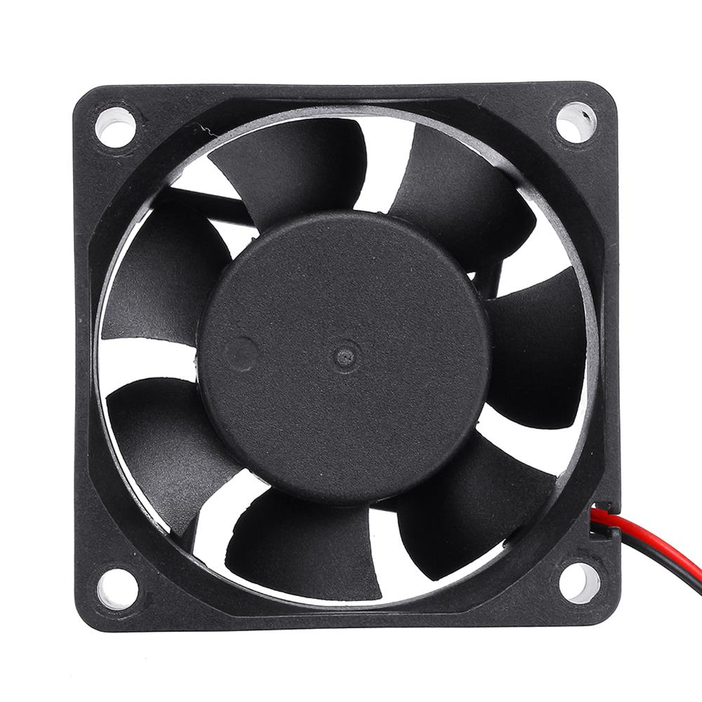 3d-printer-accessories 3Pcs 12v 6025 60*60*25mm Cooling Fan with 2Pin Cable for 3D Printer HOB1724481 3 1