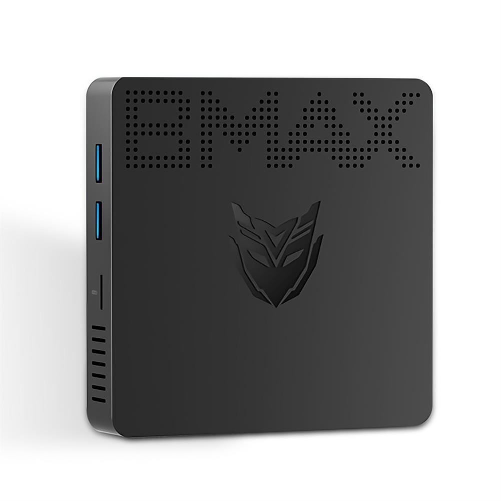 mini-pc BMAX B1 Plus intel Celeron N3350 Mini PC 6GB LPDDR4 64GB eMMC 1.1GHz to 2.4GHz intel HD Graphics 500 BT4.2 M.2 SATA 2280 Windows 10(64bit) HOB1724745 1