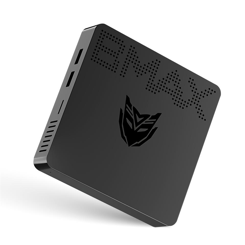 mini-pc BMAX B1 Plus intel Celeron N3350 Mini PC 6GB LPDDR4 64GB eMMC 1.1GHz to 2.4GHz intel HD Graphics 500 BT4.2 M.2 SATA 2280 Windows 10(64bit) HOB1724745 1 1