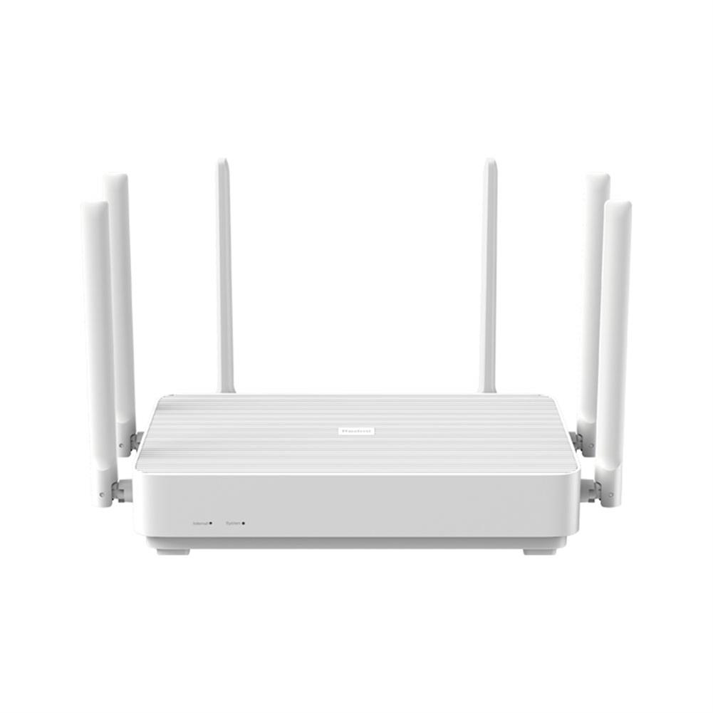 routers Xiaomi Redmi AX6 Router Quad Core WiFi6 Dual Band Wireless WiFi Router Support Mesh OFDMA 2402MBps 512MB Wireless Signal Booster Children Protection HOB1729610 1