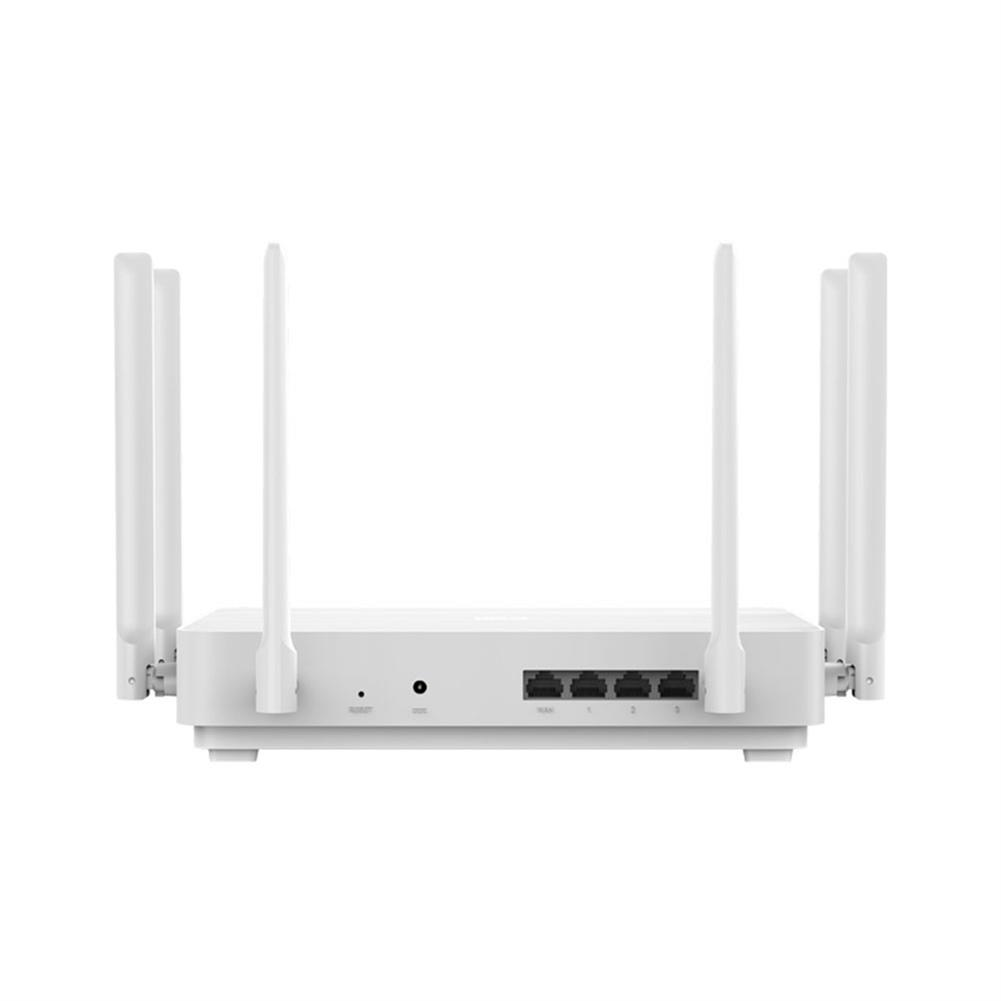 routers Xiaomi Redmi AX6 Router Quad Core WiFi6 Dual Band Wireless WiFi Router Support Mesh OFDMA 2402MBps 512MB Wireless Signal Booster Children Protection HOB1729610 1 1