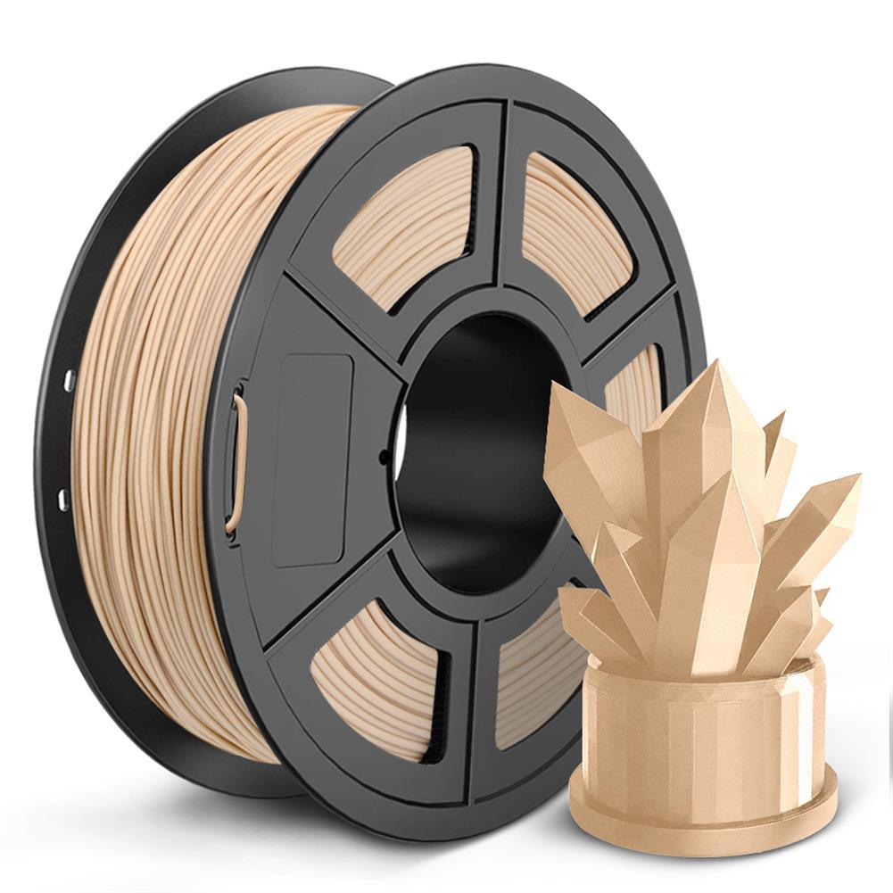 3d-printer-filament SUNLU 1KG WOOD Fiber 1.75MM Filament Wood PLA filament for 3D Printer HOB1730652 1