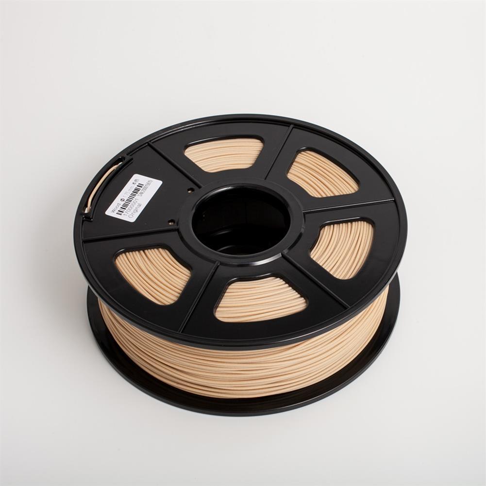 3d-printer-filament SUNLU 1KG WOOD Fiber 1.75MM Filament Wood PLA filament for 3D Printer HOB1730652 1 1