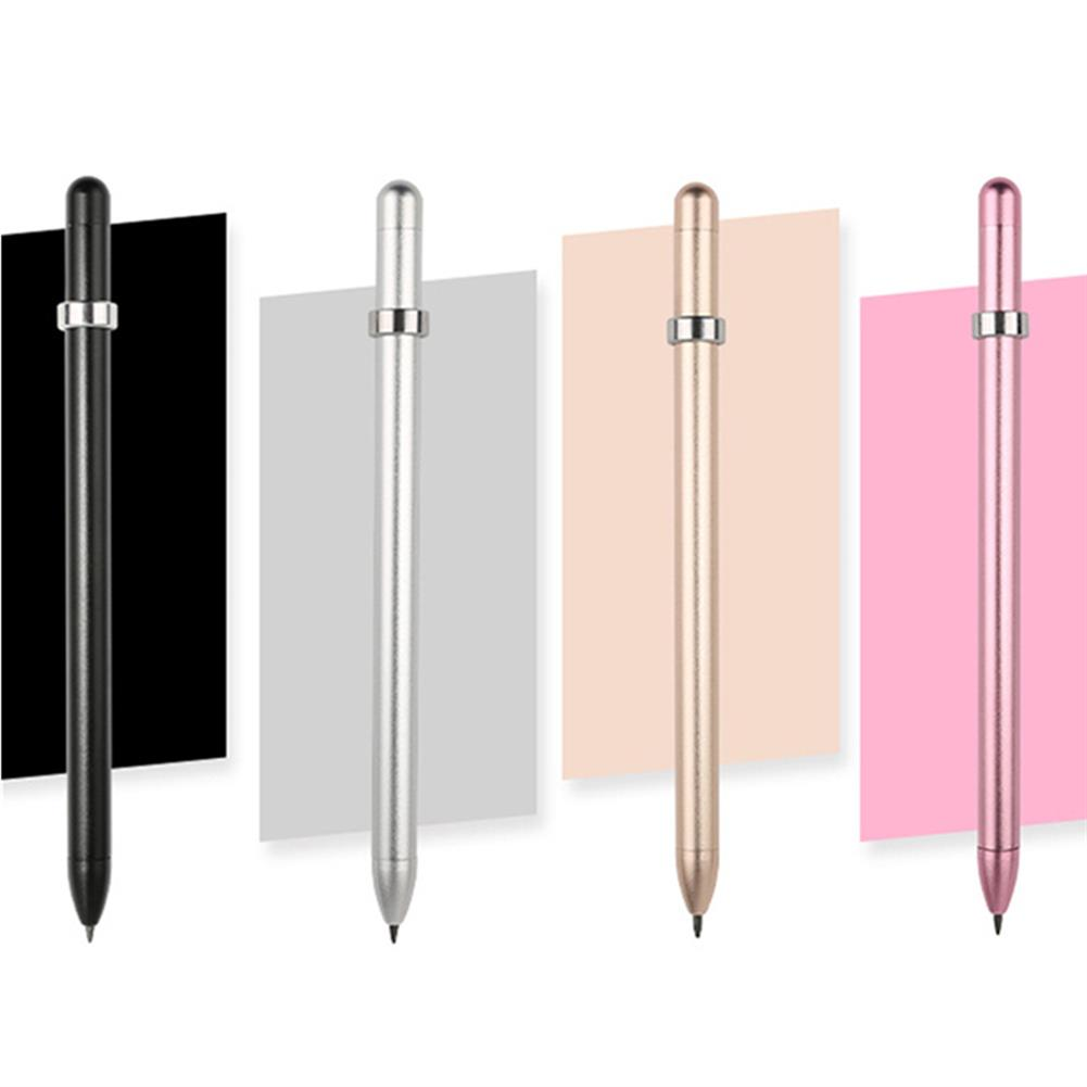 pencil 1pc Mechanical Pencils Magnetic Automatic Drawing Pencil Creative Design Stationery School Students Supplies HOB1730888 1