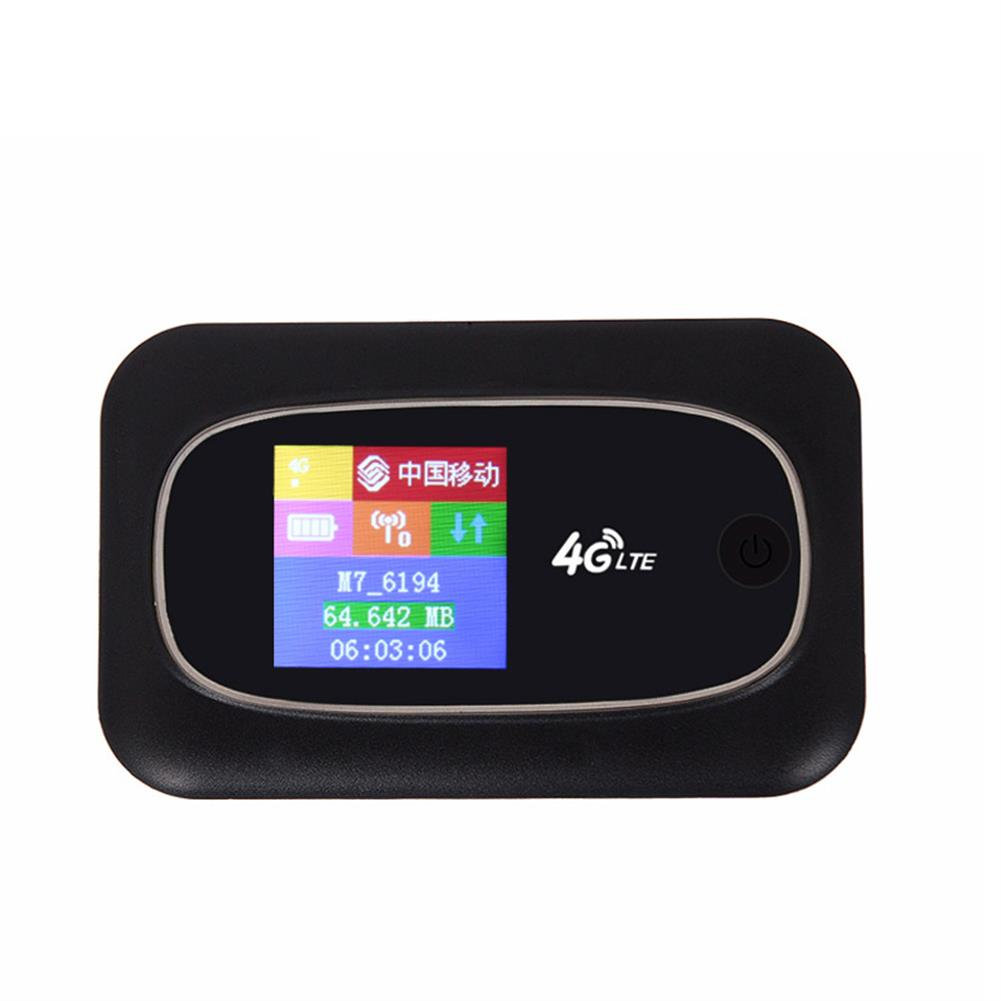 routers 4G LTE Mobile WiFi Router Global Use 150Mbps 2.4GHz Sim Card Wireless Router HOB1732741 3 1