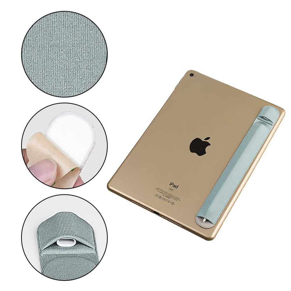 gel-pen Pasted Plush 1 Generation Soft Silicone Case for Apple Pencil Protective Cap Nib Holder Touch Pen Stylus Protector Cover HOB1735060 3 1
