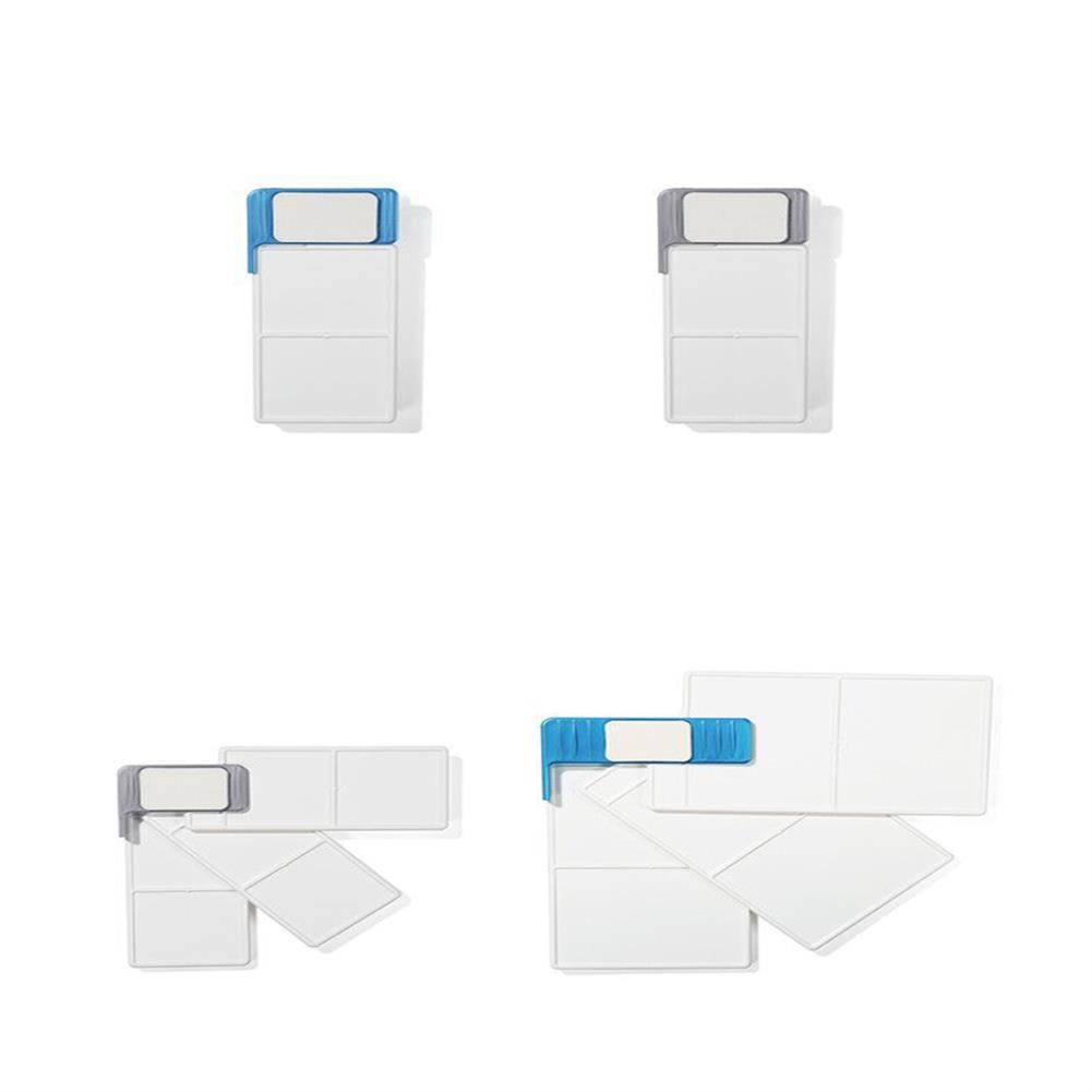 palette Superior Fan-Shaped Palette Foldable 3 Layers Palette Watercolor Gouache Mix Disk for Pro Painters Students HOB1735359 1 1