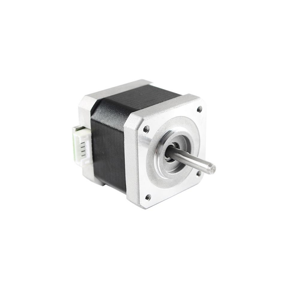 3d-printer-accessories Nema17 40MM Stepper Motor 17HS4401 42BYGH 1.5A with Cable for 3D Printer HOB1735602 2 1