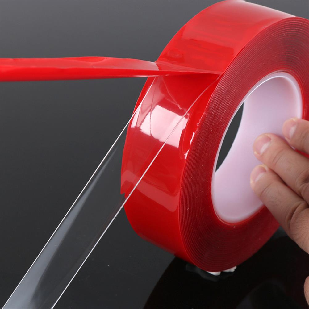 stationery-tape 10/15 Pcs Double Sided Super Sticky Tape Width 3m Waterproof Adhesive Tape Repair DIY Apparel Sewing & Fabric Craft Accessories HOB1736375 3 1