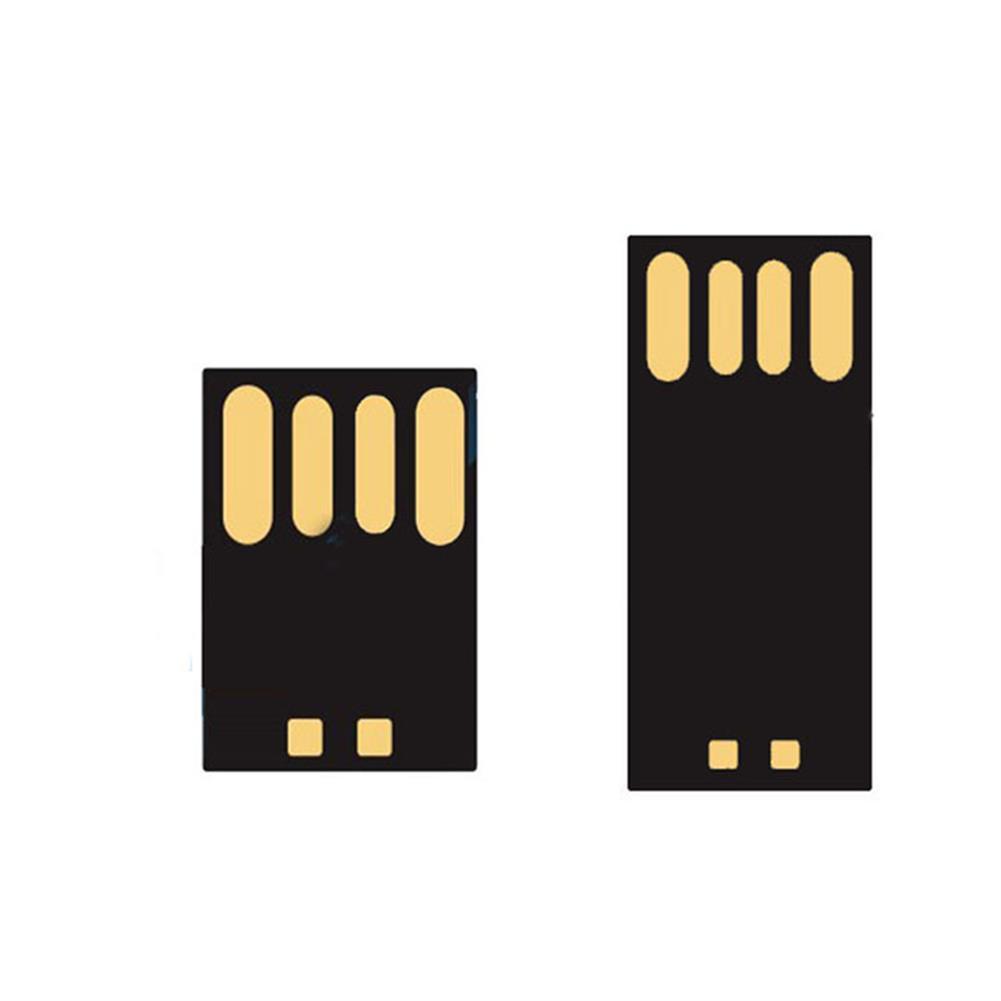usb-flash-drives-drives-and-storage UDP U Disk Chip 128G 64G Long Short Black Colloid Universal USB Flash Drive Chip 8G 16G 32G 64G for Computer Speaker Camera HOB1736702 1